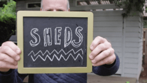 Wick's Tips – Sheds! What You Need to Know