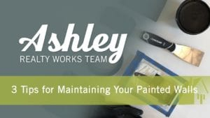 VIDEO: 3 Tips For Maintaining Your Painted Walls